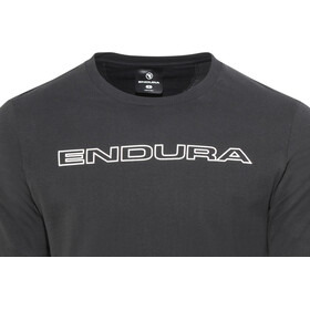 Endura One Clan Carbon T-Shirt Men black
